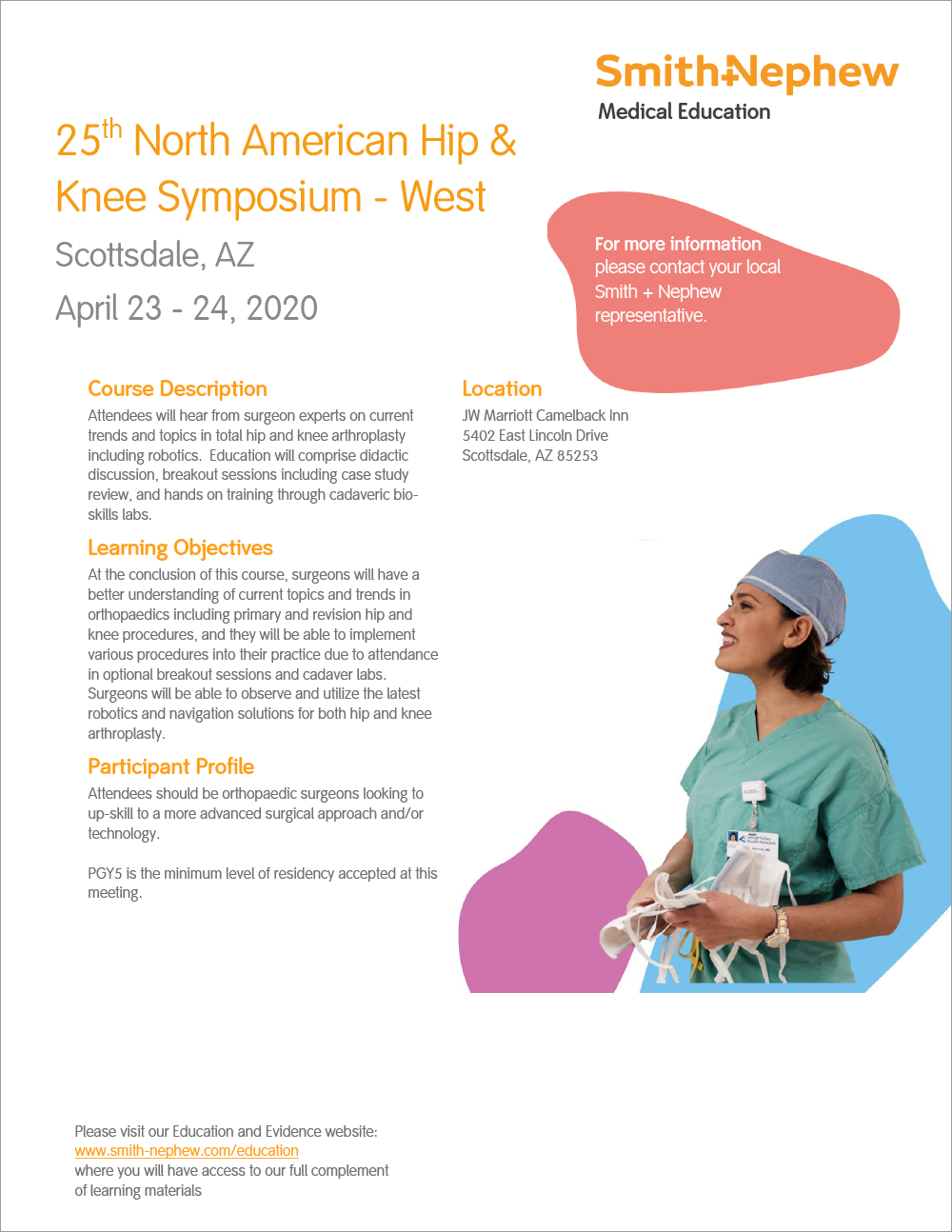 25th-North-American-Hip-Knee-Symposium-NAHKS-2020