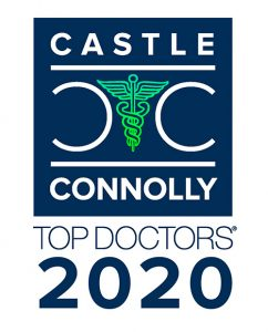 Top Doctor - Castle-Connolly-2020-Award